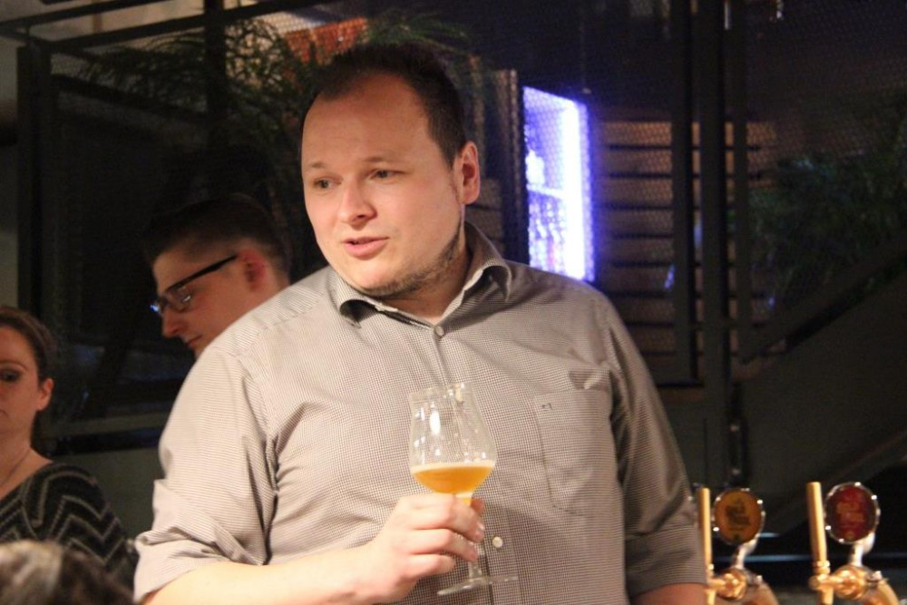 Mike Neureiter (Leiter Brauwerk)
