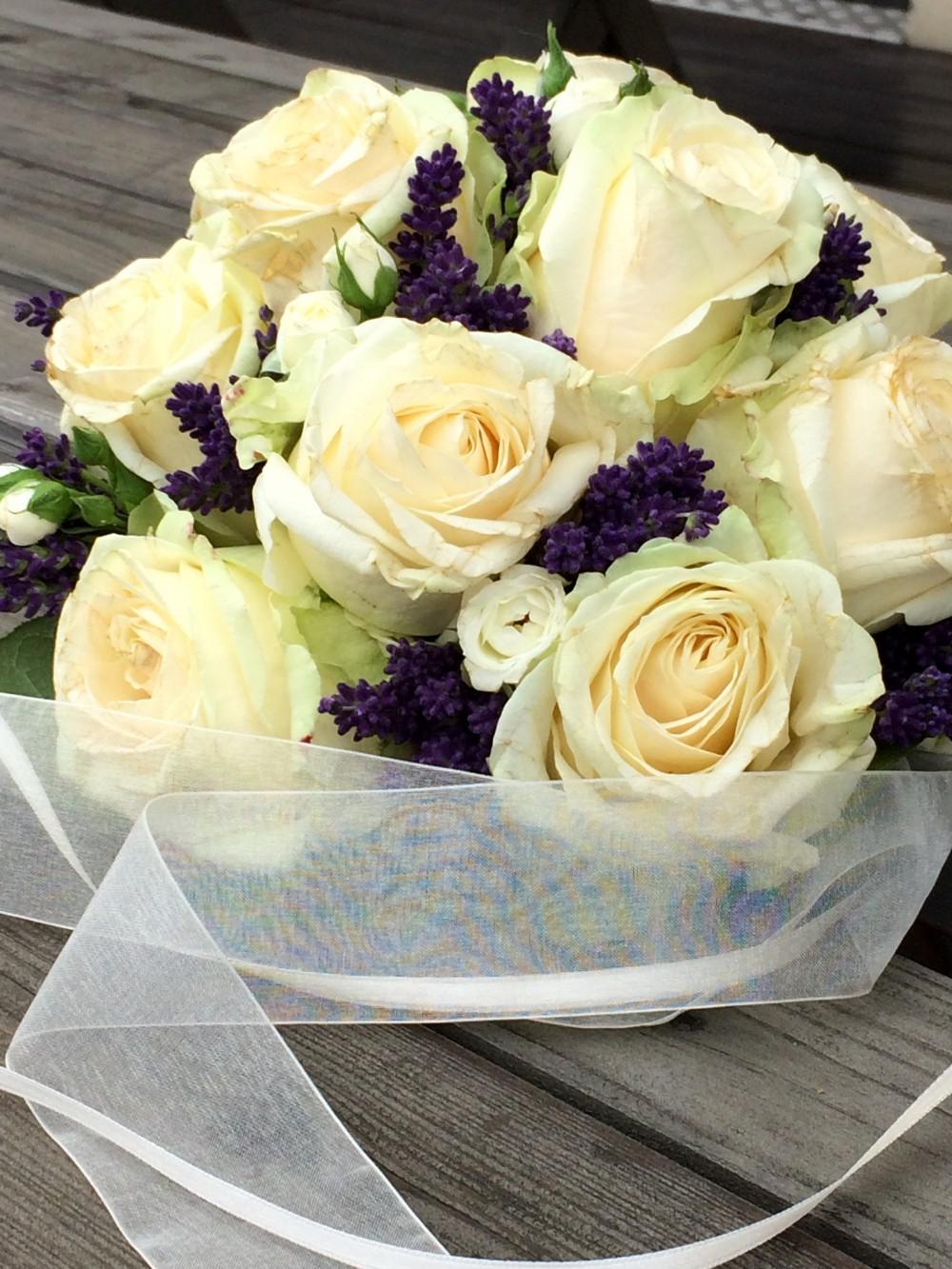 Brautstrauß von Blumenfein