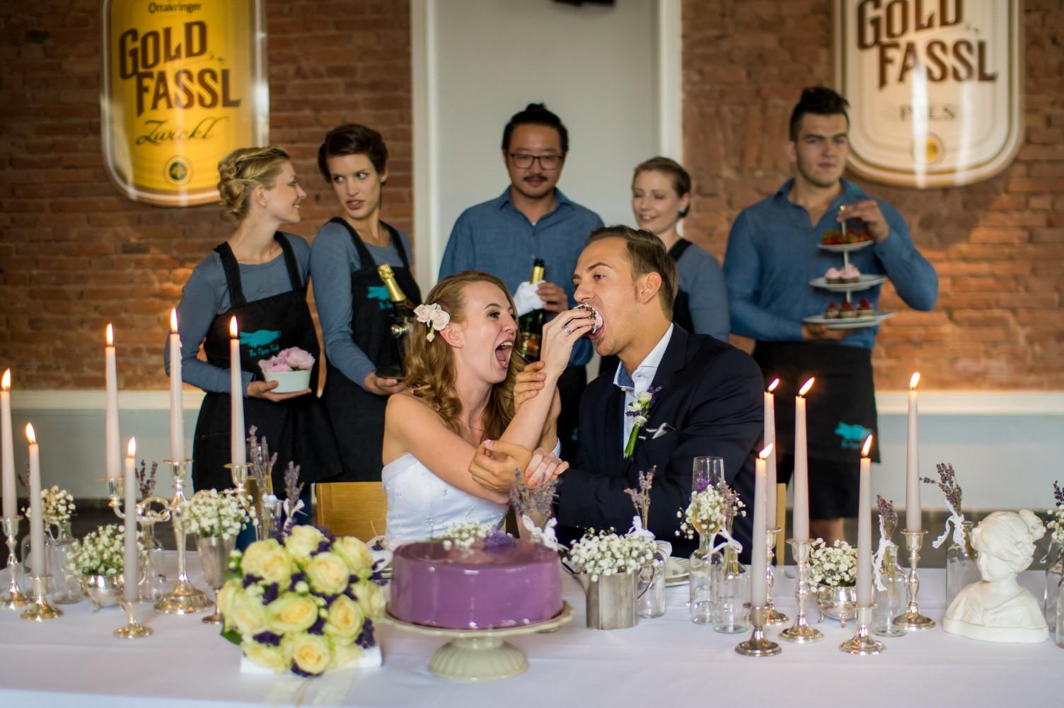 Deko von Wedding Bazaar Vienna